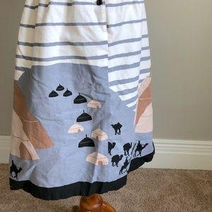Anthropologie Dresses - Vintage Style Desert Dress